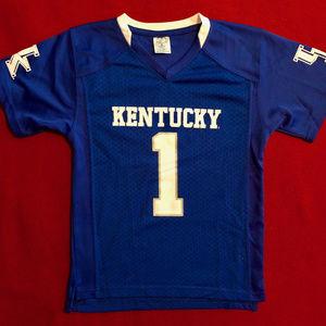 Kentucky Wildcats football jersey SEC